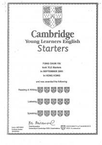 Cambridge_Starters